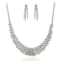 Элегантные сплав с хрусталь женские Комплекты ювелирных изделий (011027583)