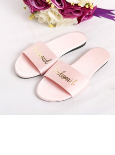 Bridesmaid Gifts - Satin Slippers (256174707)