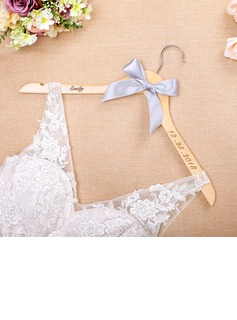 Bridesmaid Gifts - Personalized Wooden Hanger (256184514)
