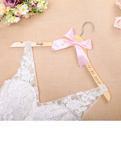 Bridesmaid Gifts - Personalized Wooden Hanger (256184516)