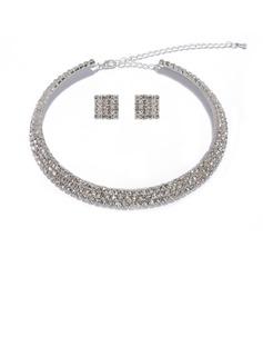 Элегантные сплав с хрусталь женские Комплекты ювелирных изделий (011027587)