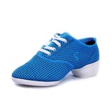 Женщины Ткань Танцевальные кроссовки Практика Обувь для танцев (053056415)