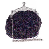 Charming Sequin/Beading Clutches (012200369)