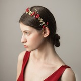 Gorgeous Alloy/Fabric Headbands (Sold in single piece) (042190860)