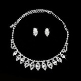 Элегантные сплав/хрусталь женские Комплекты ювелирных изделий (011027199)
