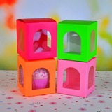Lovely Cubi Caixas do queque (conjunto de 12) (050040115)