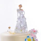 Prachtige Sprookje Bruid Hars Huwelijk Taarttoppers (122036160)