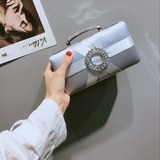 Unique Denim Clutches (012192160)