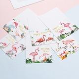 Modern Style/Fairytale Style Side Fold Fødselsdagskort/Takkekort/Lykønskningskort (sæt Med 30) (114205175)