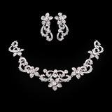 Lindo Liga/Strass Mulheres Conjuntos de jóias (011019278)
