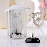Simple Plastic Place Card Holders (051024858)