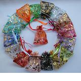 Rose projeto Bolsas de Ofertas com Fitas (conjunto de 12) (050019812)