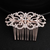 Fashion Alloy Combs & Barrettes (Sold in single piece) (042191482)
