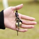 Heart Shaped/Elegant Alloy/Iron Keychains (051189629)