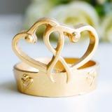 Bella A forma di cuore Resina Regali Creativi (Set di 6) (051201891)