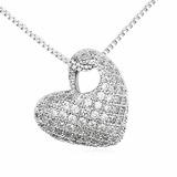 Уникальный Циркон/позолоченный женские ожерелья (011053784)