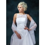 Organza Wedding Shawl (013022598)
