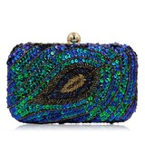 Attractive Beading Clutches/Minaudiere (012199681)