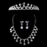 Mooi Legering met Kristal Dames Sieraden Sets (011028477)