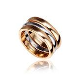 Personalizado Liga/Banhado a ouro Senhoras Anéis (011055319)