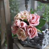Bunt Freigeformt Seide Blumen Dekorationen/Hochzeits-Tabellen-Blumen - (123192850)