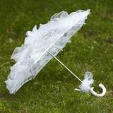 Бабочка Дизайн кружева Свадебные зонты (124032711)