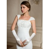 Spandex Elbow Length Party/Fashion Gloves/Bridal Gloves (014024478)