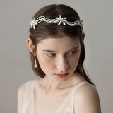 Gorgeous Freshwater Pearl Headbands (Sold in single piece) (042190851)
