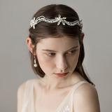 Magnifique Perles d'eau douce Bandeaux (Vendu dans une seule pièce) (042190851)