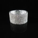Brilhando Liga com Imitação de diamante Senhoras' Bracciali (011028960)