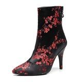 Donna Raso Tacco a spillo Stiletto scarpe (088201081)