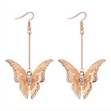 Unique Alloy Copper Women's Fashion Earrings (137190484)