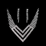 прекрасный сплав/хрусталь женские Комплекты ювелирных изделий (011055137)