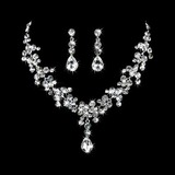 Elegant Alloy With Rhinestone Ladies' Jewelry Sets (011026997)