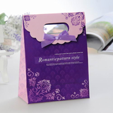 Romantic pattern style Favor Bags With Ribbons (Set of 12) (050028842)