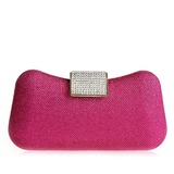 Fashional Metal With Rhinestone Clutches (012053143)