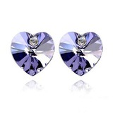 uniek Legering met Kristal Dames Oorbellen/Stud Earrings (011036404)