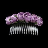 Bonito Liga/Papel Capacete da menina flor (042026768)