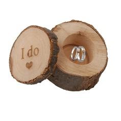 Коробка кольца в Дерево (103103582)