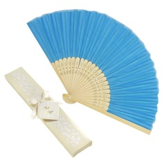 Classic/Lovely Bamboo Hand fan (Sold in a single) (051171996)