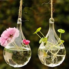 Durchmesser 10cm Schöne Elegante Hängen Glas Vase (In Einem Stück Verkauft) (128070739)