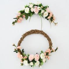 Открытый красивая элегантные классический шелковые цветы Домашнего декора продается в одном (203175781)