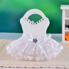 vestido de casamento projeto Bolsas de Ofertas com Rendas (conjunto de 12) (050025884)