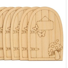 Creative Gifts Modern Lovely Wooden  Gifts  (Set of 10)  (129149027)