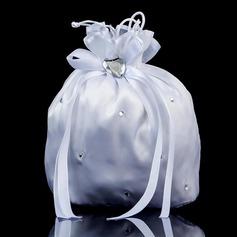 Шарм Атлас/Кристалл / горный хрусталь Сумочка невесты (012073918)