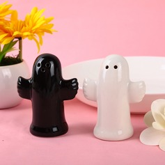 Cute Animal Ceramic Salt & Pepper Shakers (Set of 2 pieces) (051031273)