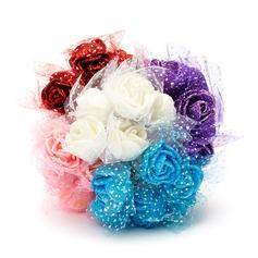 Nice Rose Konstgjorda Blommor (sats om 24) (131049112)