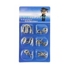 игрушки Современный Металл Набор головоломок головоломки мозга неперсонализированную Подарки (129140518)