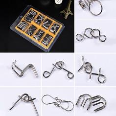 игрушки Современный Металл Набор головоломок головоломки мозга неперсонализированную Подарки (129140513)