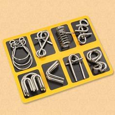 игрушки Современный Металл Набор головоломок головоломки мозга неперсонализированную Подарки (129140520)